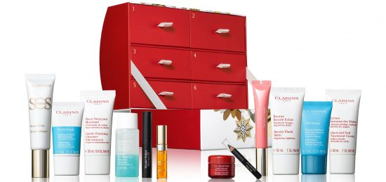 Clarins 12 Days of Christmas 2019 – AVAILABLE NOW!