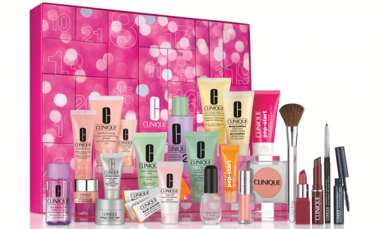 Clinique Advent Calendar 2019 – AVAILABLE NOW!