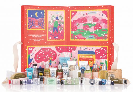 L'Occitane Advent Calendar 2019 – AVAILABLE NOW!