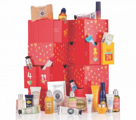 L'Occitane Luxury Advent Calendar 2019