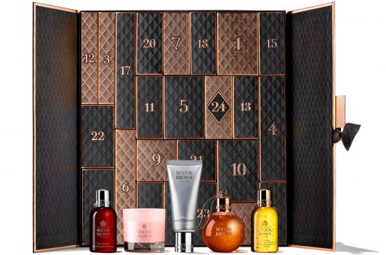 Molton Brown Advent Calendar 2019 – AVAILABLE NOW!