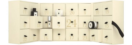 Jo Malone Calendar Now Available at Look Fantastic!