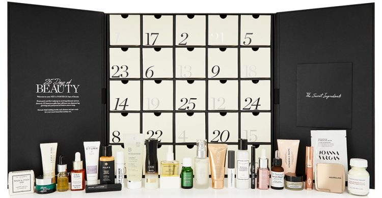 Net a Porter advent calendar 2019