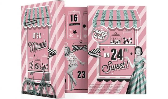 Soap & Glory Advent Calendar 2019 – AVAILABLE NOW!