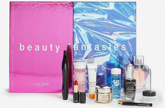 Lancome x Selfridges Beauty Fantasies Advent Calendar 2019
