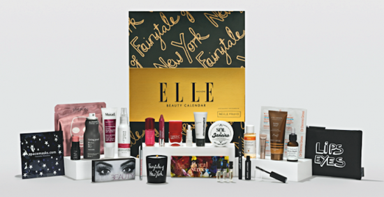 ELLE Advent Calendar 2019