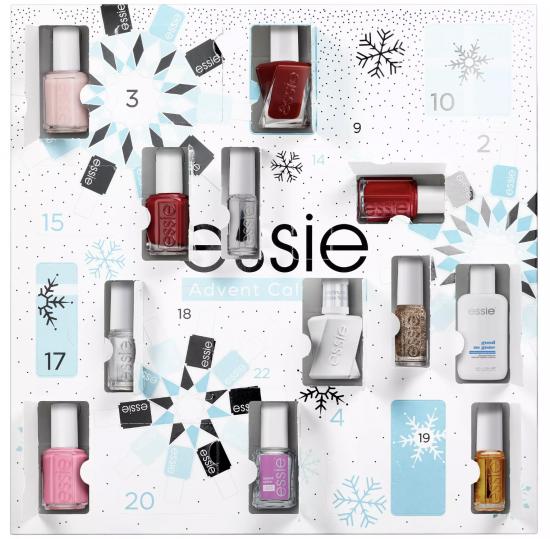 Essie Advent Calendar 2019 – AVAILABLE NOW!