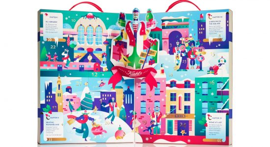 Kiehl's Advent Calendar 2019 – AVAILABLE NOW!
