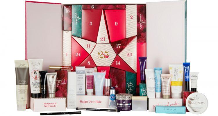 M&S beauty advent calendar 2019 - The LDN Diaries
