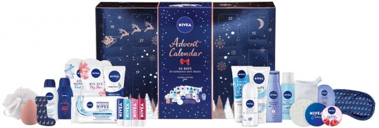 Nivea Advent Calendar 2019 – AVAILABLE NOW!