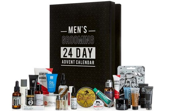 Next Men's Grooming Advent Calendar 2019