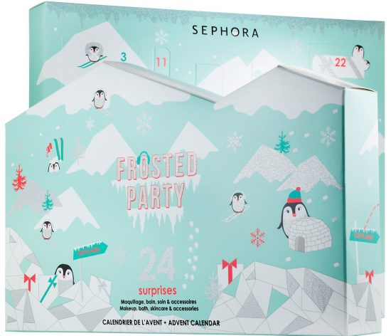 Sephora Frosted Party Advent Calendar 2019