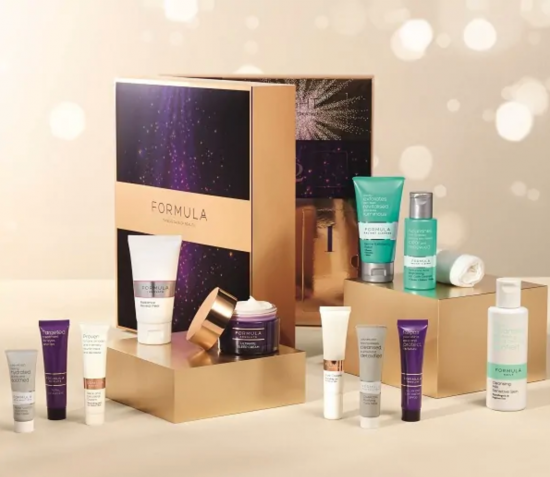 M&S Formula 12 Days of Beauty Calendar 2019 – AVAILABLE NOW!
