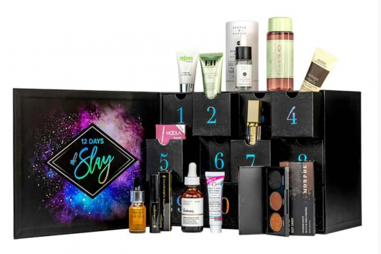 Cloud 10 Beauty 12 Days of Slay Advent Calendar 2019