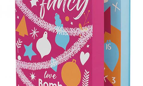 Tinsel My Fancy Bomb Cosmetics Advent Calendar 2019