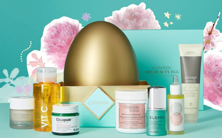 Look fantastic easter egg collection 2020