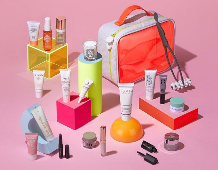 Space NK goodie bag March 2020