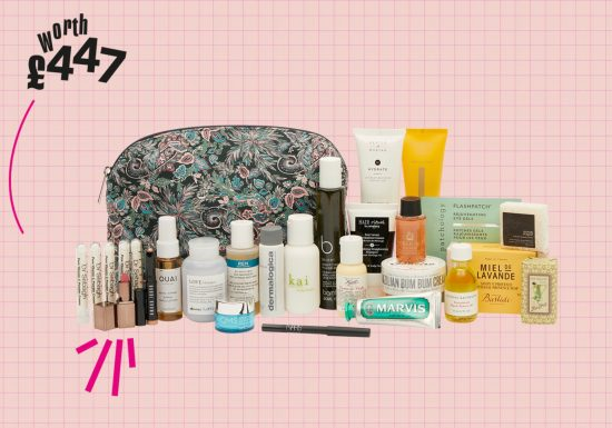 Liberty London Beauty Gift With Purchase April 2020