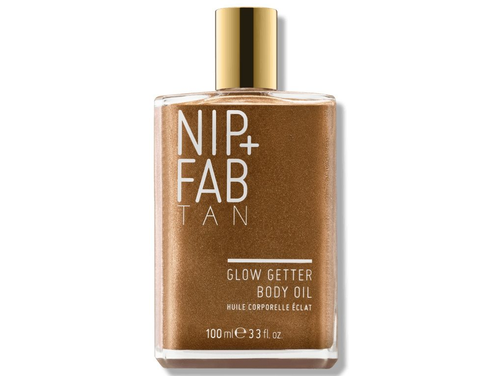nip and fab glow getter tan oil
