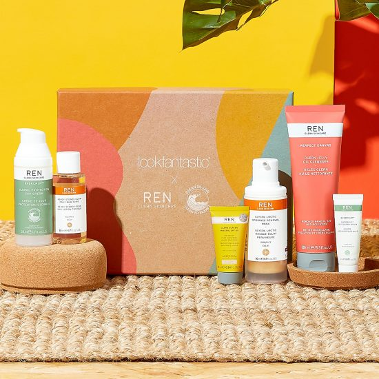 Lookfantastic x REN Clean Skincare Limited Edition Beauty Box