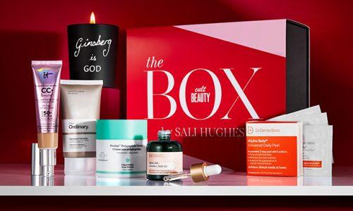 Sali Hughes x Cult Beauty 2020