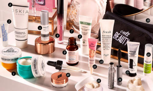 Cult Beauty Goodie Bag 2020 June
