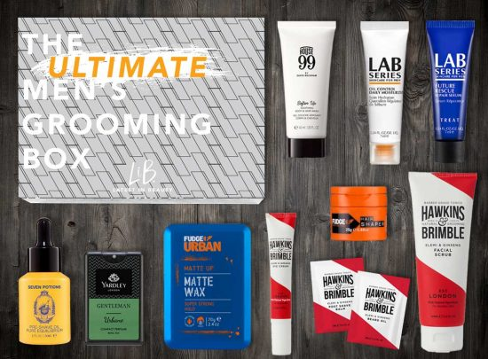 Father's Day Grooming Boxes