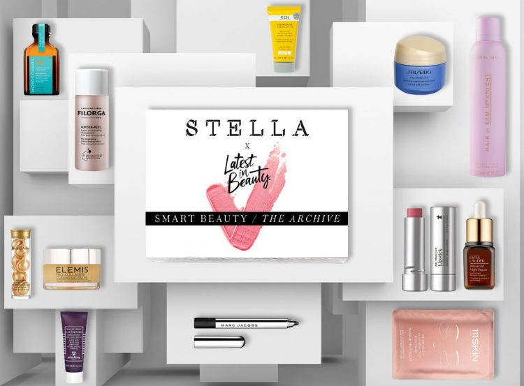 Stella Latest In Beauty Archive Box