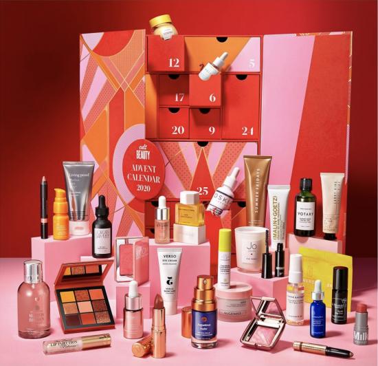 Cult Beauty Advent Calendar 2020 – Available Now!