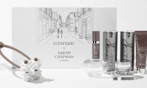 Sarah Chapman x Lookfantastic beauty box