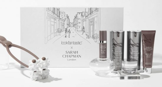 LookFantastic x Sarah Chapman Limited Edition Beauty Box