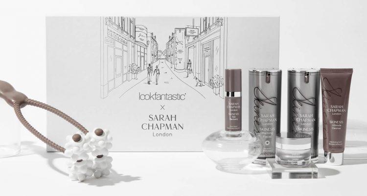 Sarah Chapman x Lookfantastic beauty box