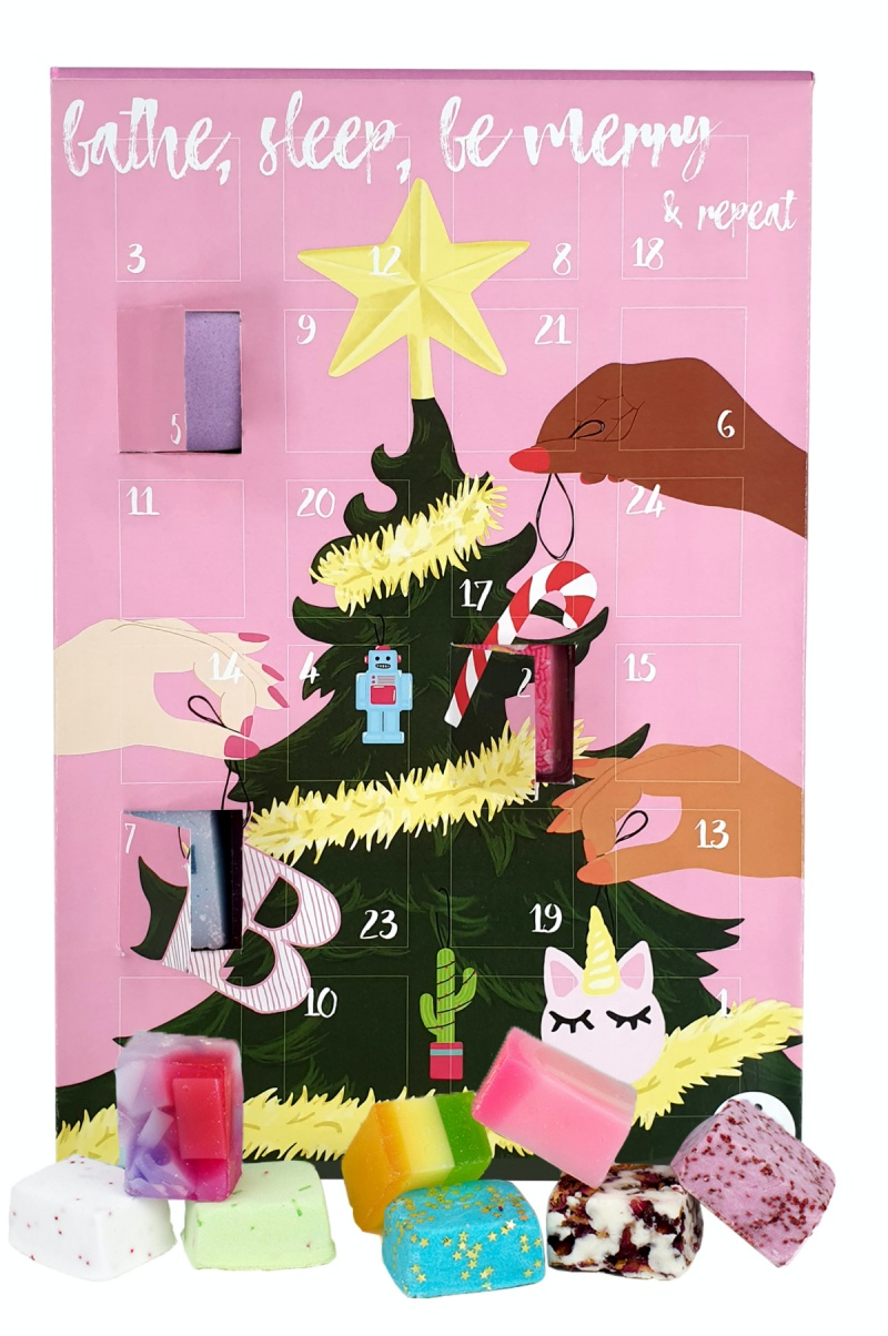 Bathe, Sleep, Be Merry & Repeat Advent Calendar 2020