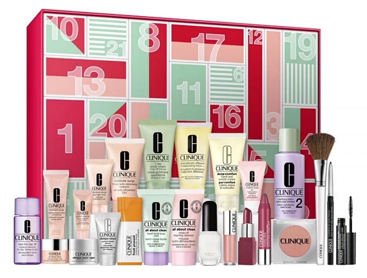 Clinique Christmas 2020 Clinique Advent Calendar 2020 | Beauty Advent Calendar