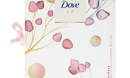 Dove advent calendar 2020