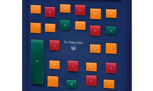 Dr Hauschka advent calendar 2020