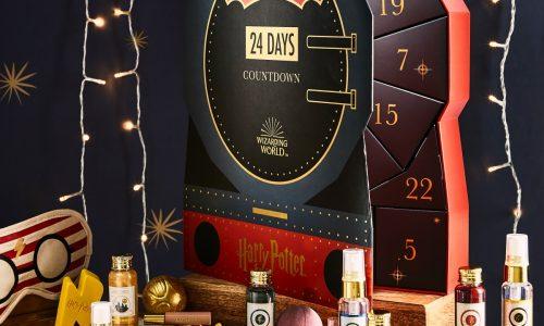 Harry Potter Advent Calendar 2020