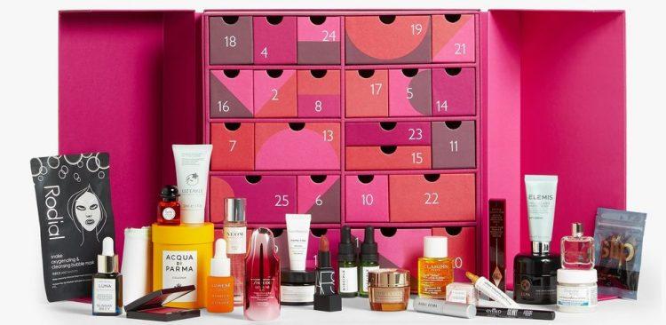 John Lewis Beauty Advent Calendar 2020
