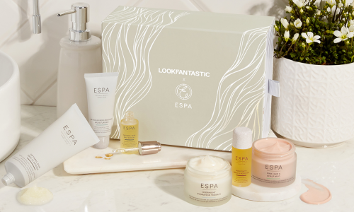 LookFantastic x ESPA beauty box limited edition