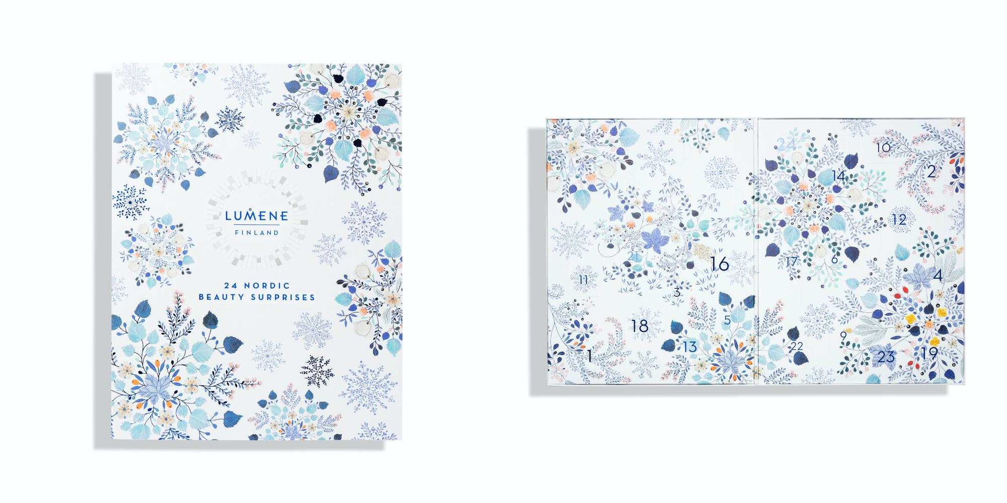 Lumene Advent Calendar 2020