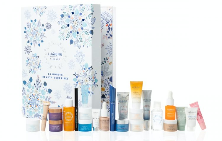 Lumene Nordic Nature Advent Calendar With Products 2020