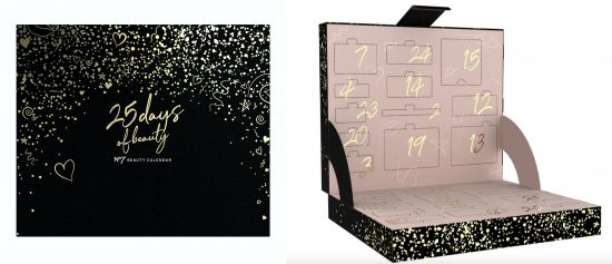 No7 25 Days of Beauty Advent Calendar 2020 – Back In Stock!