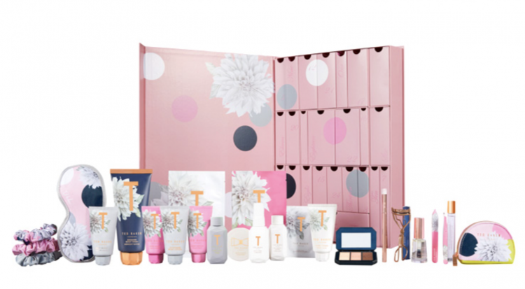 Ted Baker House of Blooms Advent Calendar 2020