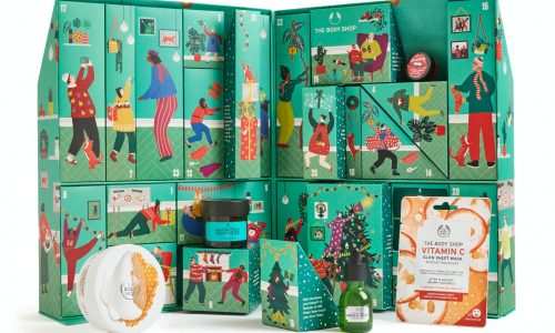 The Body Shop Ultimate Advent Calendar Available Now