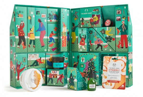 The Body Shop Calendars 2020 – Available Now!