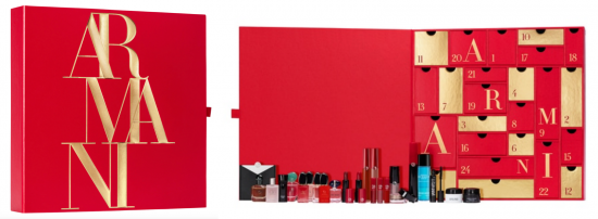 Giorgio Armani Beauty Advent Calendar 2020