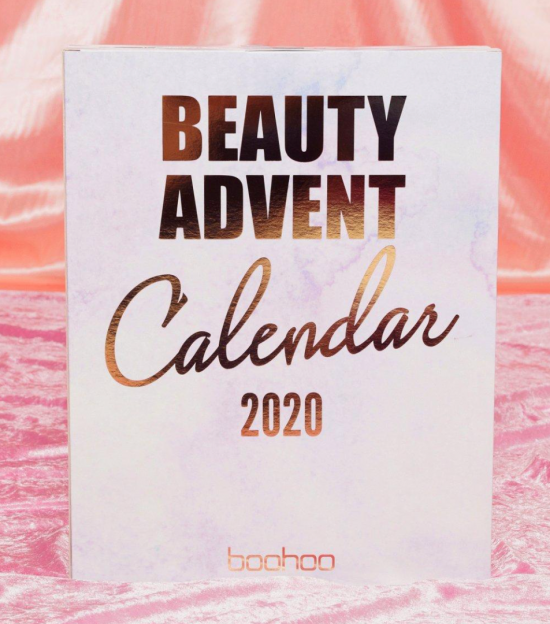 Boohoo Beauty Advent Calendar 2020