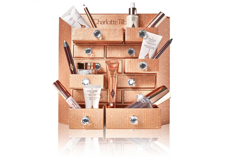 Charlotte Tilbury Beauty Advent Calendar 2020