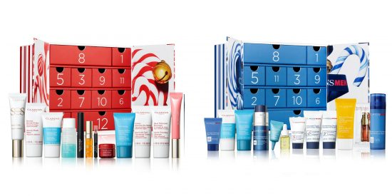 Clarins 12 Days of Christmas Calendars 2020