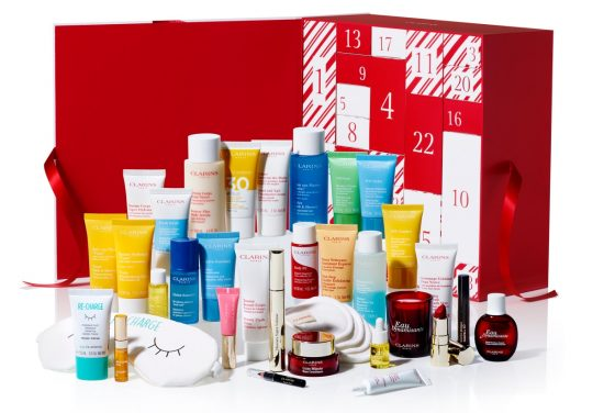 Clarins x Selfridges Exclusive 24 Days of Christmas Advent Calendar 2020